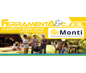 Axel Point Volantino Ferramenta e c Estate 2018